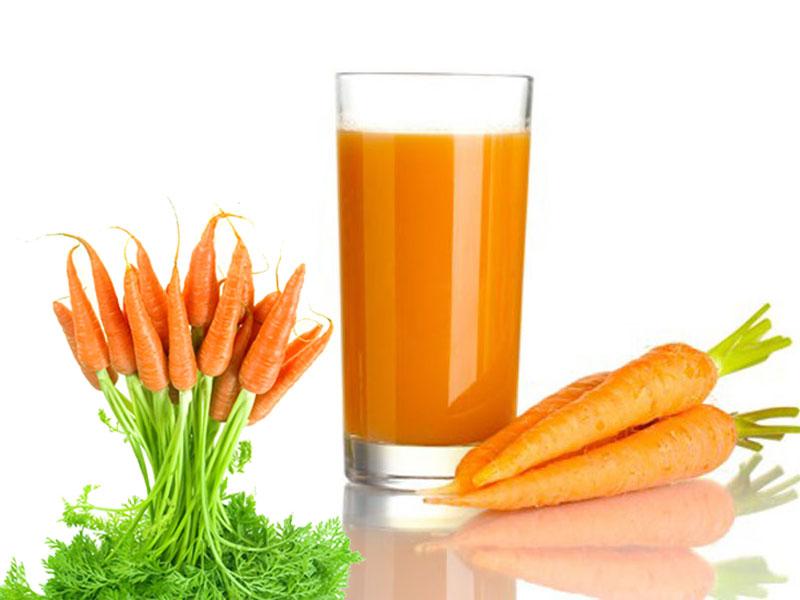 Cách làm sinh tố cà rốt thơm ngon, hấp dẫn