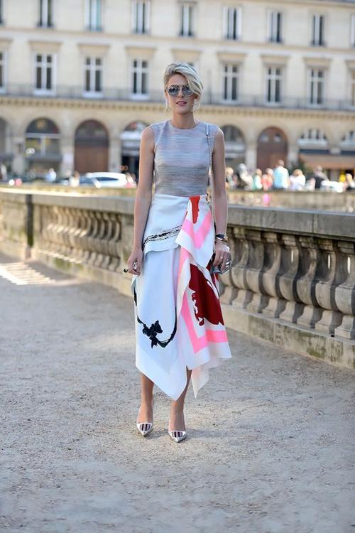 5 kiểu chân váy thanh lịch, quyến rũ phù hợp với mọi vóc dáng