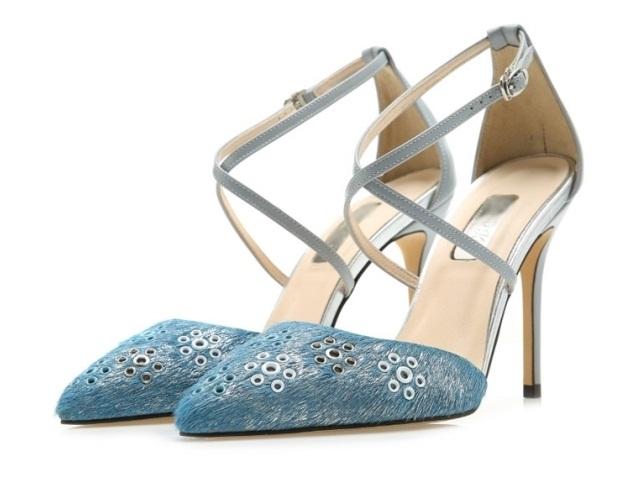 """4 mẫu giày thanh lịch """"làm mưa làm gió"""" trong hè 2016"""