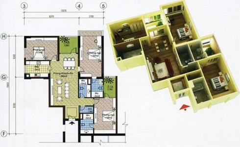 Phong thủy chung cư: Những điều nên biết để mang đến tài khí cho gia đình