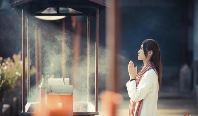 8 điều không nên cầu khi đi chùa, vạn sự tùy duyên