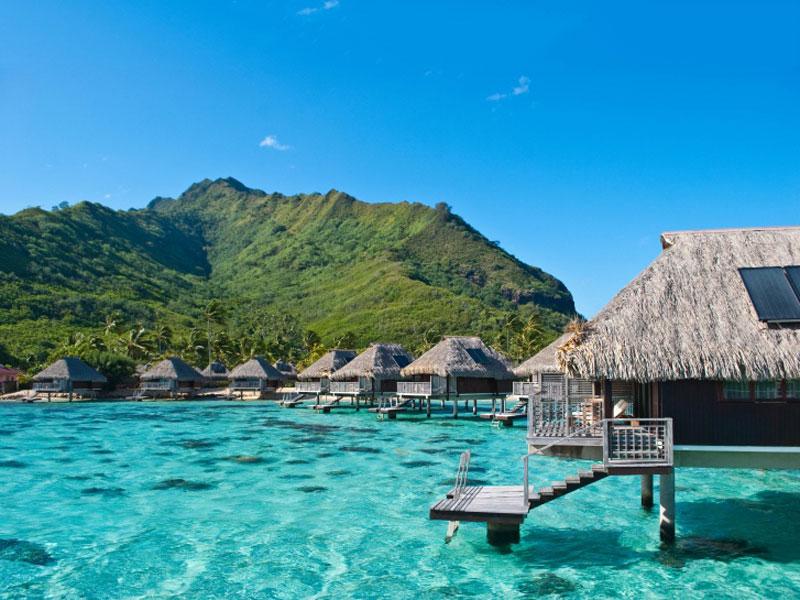Khám phá hòn đảo tuyệt đẹp ngỡ như thiên đường ở thế giới