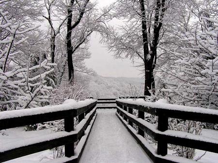 """8 Xứ sở thần tiên """"chìm ngập"""" trong tuyết khiến bạn mê mẩn"""