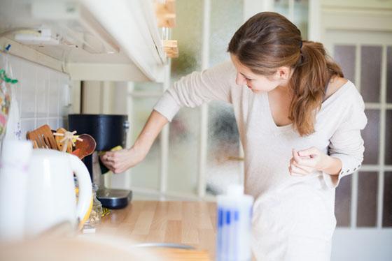 7 mẹo dọn bếp nhanh chóng trong mùa hè dành cho người lười