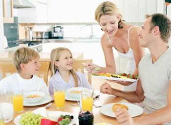thực phẩm tốt cho con