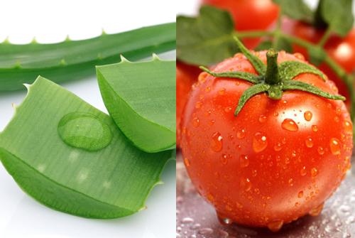 Tự chế mặt nạ cà chua cho da dầu, da khô cực dễ tại nhà