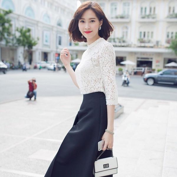Hoa hậu Đặng Thu Thảo làm các fan ngạc nhiên bởi mái tóc cắt ngắn đột ngột. Rũ bỏ mái tóc dài của