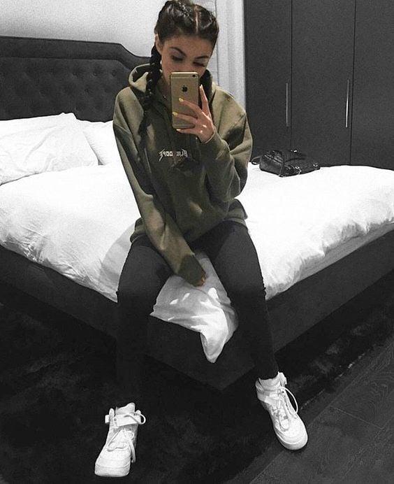 hoodie-xanh