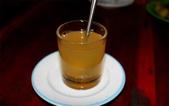 Nước hoa ngọc lan mật ong rất thơm, vô cùng dễ uống và không hề bị đắng.